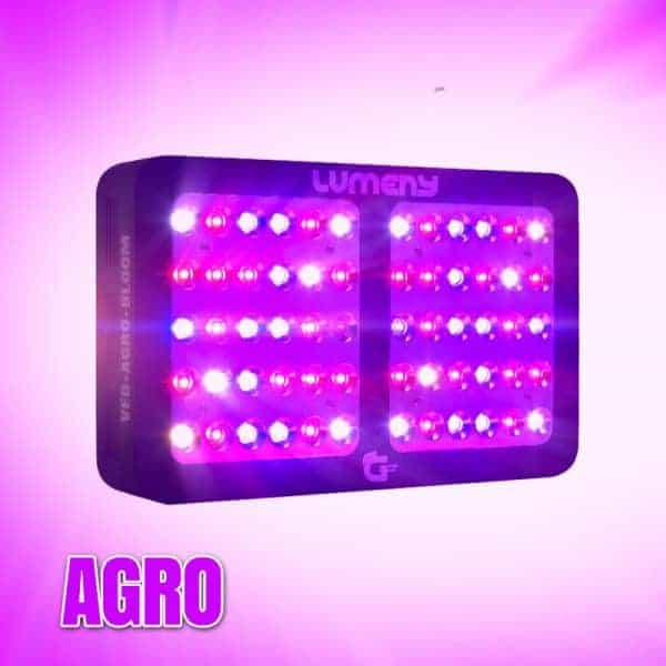 lampe lumeny 600w culture interieur agro